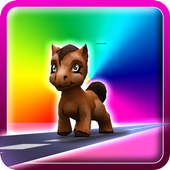 Cute & Fast Little Pony Runner 1.0.0
