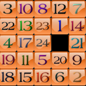 number sliding puzzle 2.0