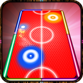 Glow Hockey HD 1.0