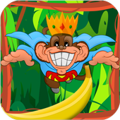 Monkey Run:King of Jungle 1.0