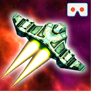 VR Space Jet War Shooting Game 1.5