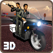 Police Bike Stunt Crime City 1.0