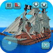 Pirate Crafts Cube Exploration 1.15