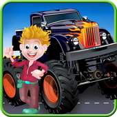 Monster Truck Repair Garage 1.0.4