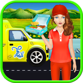 Fish Cooking Delivery Girl 1.0.3