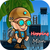 Hopping Man 1.0