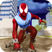 Spider Boy City Battle - Fight Incredible Monsters 1.0.1