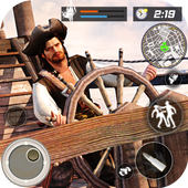 Caribbean Pirates Navy Shoot War 1.2
