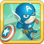 Captain Hero Jump 1.0.160807