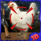 3D Chicken Hunter Simulator 1.0.3