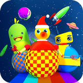 3D Space Robots Free Kids Game 1.2