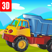 3D Truck Driving Game For Kids 1.3