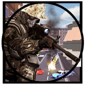 Traffic Survival Hunter :Snow Shooter Adventure 1.0