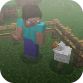 Golden Chicken Mod for MCPE 1.0