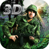 Jungle Commando 3D: Shooter 1.6