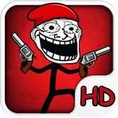 Stickman Fighter -Troll runner 1.1