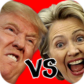 Trump vs Hillary Head Soccer 2.4.2