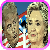Trump vs Clinton 2017 free new 1.2