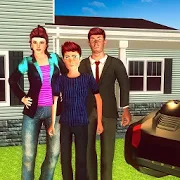 Virtual Mom Babysitter Daycare Happy Family 1.0.4