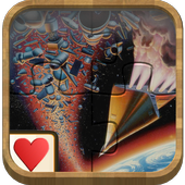 Jigsaw Solitaire - Air Fantasy 1.0