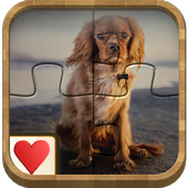 Jigsaw Solitaire - Dogs 1.0