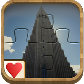 Jigsaw Solitaire - Iceland 1.0
