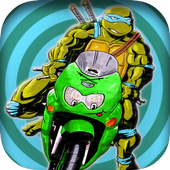 racing turtle motorcycle ninja 1.0