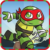 Turtle Run:Ninja Legend 1.9