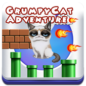 Grumpy Cat Adventure 2