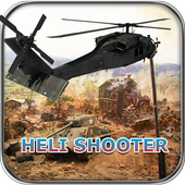 Heli shooter: air Attack FPS 1.0