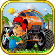 Monster Truck Repair Shop 1.0.1