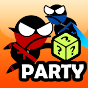 Jumping Ninja Two player 1.65