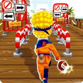 Subway Ninja Ultimate: Heroes Sharingan Uchiha 1.88