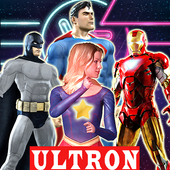 Superhero Fighting Champions : League of Immortals 1.0