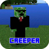Creeper Friend Mod for MCPE 1.0