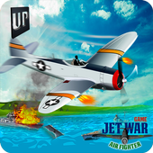 Jet War Game-Air Fighter Pro 1.0