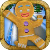 3D Gingerbread Dash Game FREE 5