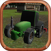 3D Tractor Simulator Farm Game 1.0