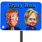 Trump vs Hillary Crazy Run 1.0.3