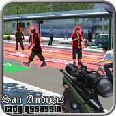 San Andreas City Assassin 2.0