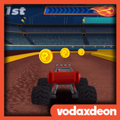 Blaze Race Monster Car 1.1