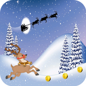 Run Games Reindeer Christmas 1.0