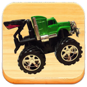 Monster truck tap war 0.1