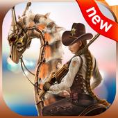 Cowboy Game Next Level in WILD WEST 1.0
