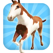 Horse Ride: Wild Trail Run 1.1