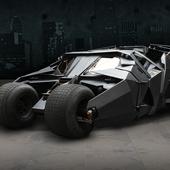 O Batmóvel 1.0