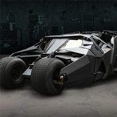 The Batmobile 1.0