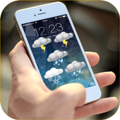 Weather Screen Prank 1.0