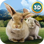Forest Rabbit Simulator 3D 1.0