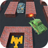 Cube Battle: Tank Destroyer 1.1